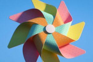 Modeling a Pinwheel in Maxon Cinema 4D