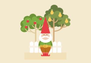 Draw a Garden Gnome Illustration in Adobe Illustrator