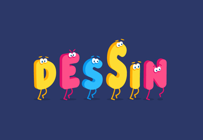 Draw a Letter Characters Text Effect in Adobe Illustrator