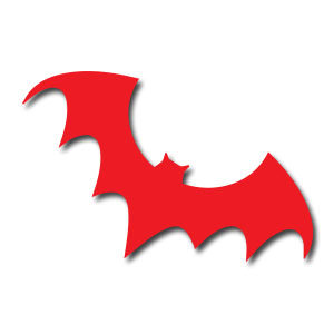 Bat Icon Free Vector download