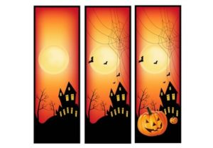 Draw a Halloween Banner in Adobe Illustrator