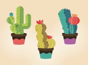 Draw a Little Cactus in Adobe Illustrator