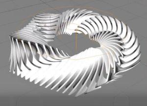 Create a Parametric Structure in 3ds Max