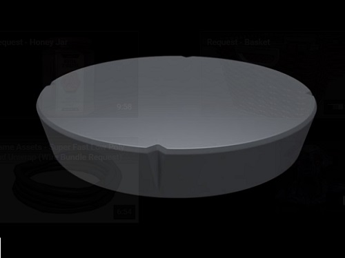 Modeling a Jar Lid in Autodesk 3ds Max