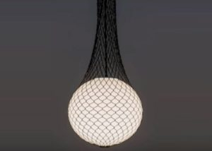 Modeling a Realistic Net Lamp with 3ds Max
