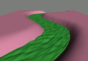 Create a Realistic River Flow in Autodesk 3ds Max