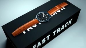 Modeling a Simple Watch in 3ds Max and Vray 3.6