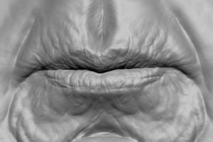 Sculpting a Realistic Mouth in Pxicologic ZBrush