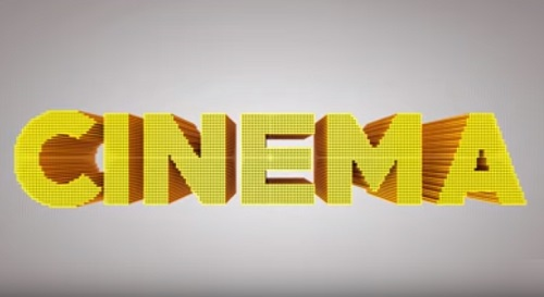 Create Motion Graphics Title Animation in Cinema 4D