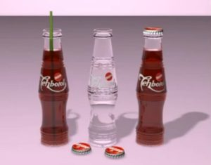 Modeling a Realistic Glass Bottle in 3ds Max without Vray