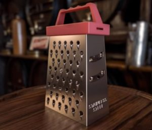 Modeling a Realistic Grater in Cinema 4D