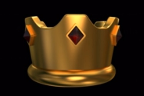 Modeling a Golden Crown in Autodesk 3ds Max