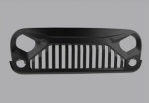Modeling a Car Grille in Autodesk 3ds Max
