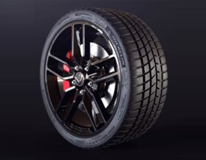 Modeling a Realistic Car Tires in Blender