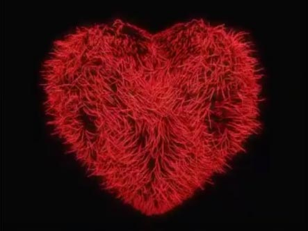 Create Animated Fur Heart in Cinema 4D