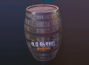 Modeling Old Barrel in 3Ds Max and texturing in Substance Painter