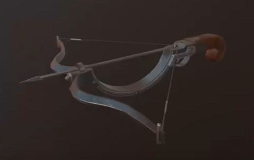 Modeling a CrossBow Pistol in Autodesk 3ds Max