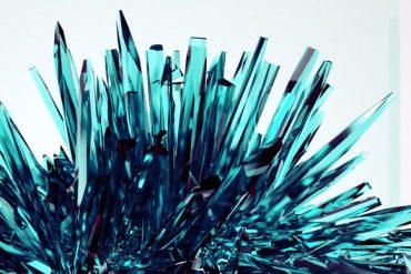 Modeling Blue Crystal Shards in Maxon Cinema 4D
