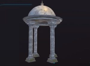 Modeling and Texturing a Dome in 3ds Max