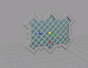 Model a 3D Decorative Wall Vent in Maya 2019