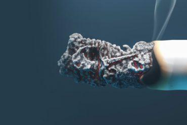 Create a Realistic Burning Cigarette in Cinema 4D