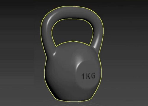 Modelling a Realistic Kettle Bell in 3ds Max