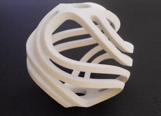Modeling Abstract Geometric Sphere in Blender