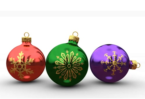 Modeling a Christmas Ornaments Ball in Cinema 4D