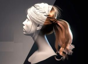 Make a 3d Realistic Hair in 3ds Max with Ornatrix