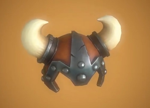 Model a Stylized Viking Helmet in 3ds Max, ZBrush and Painter