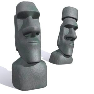 Moai 01 300x300 Tutorials and Graphic Resources