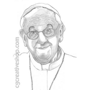Papa Francesco 300x300 Tutorials and Graphic Resources