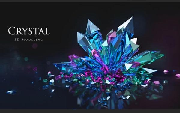 Crystal Cinema 4D